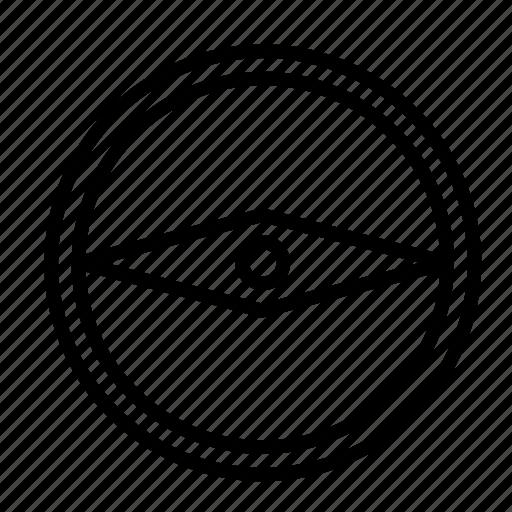 arrow, compass, direction icon