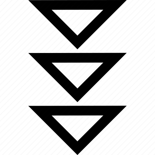 arrows, creative, design icon