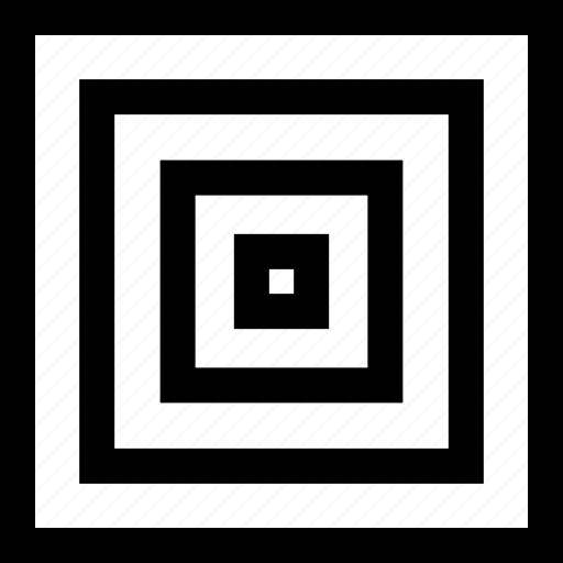 cube, mazed, shape icon