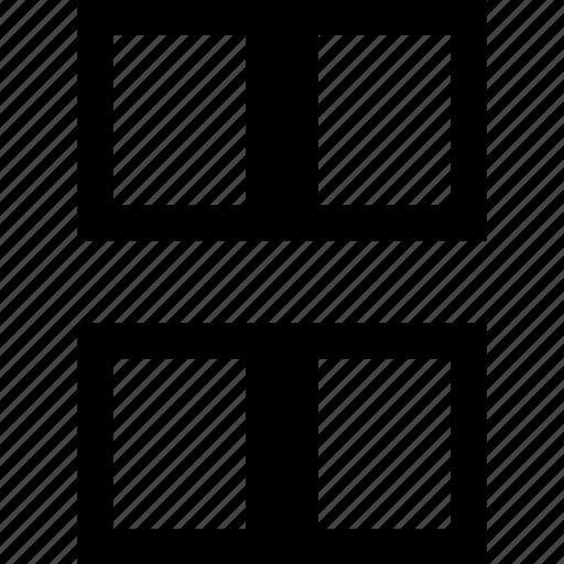 creative, design, rectangle icon