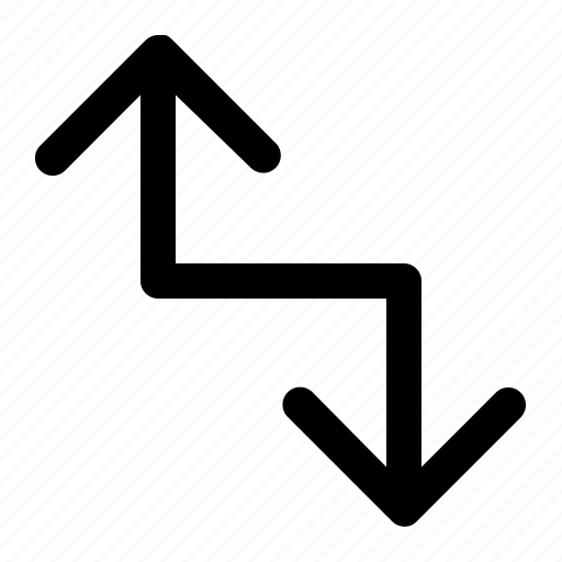 arrow, down, left, map, navigation, right, up icon