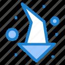 arrow, direction, down, left icon