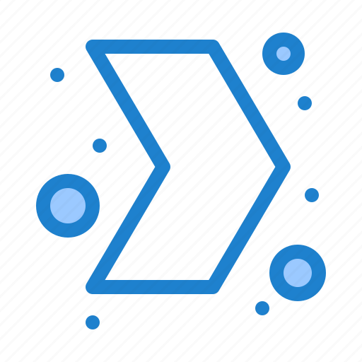 arrow, direction, multimedia, right icon