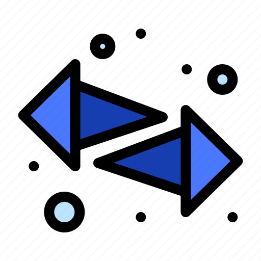 arrows, left, right, switch icon