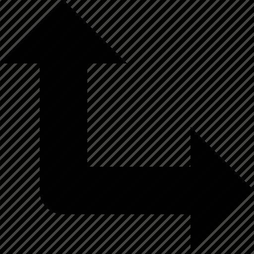 app button, arrow, point, pointer icon