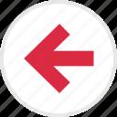arrow, arrows, left, nav