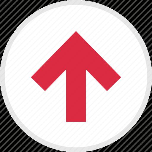 arrow, arrows, nav, up icon