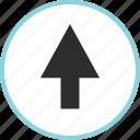 arrow, arrows, nav, point, up, upload