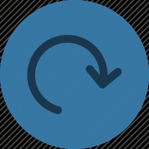 refresh, reload, repeat, sync icon