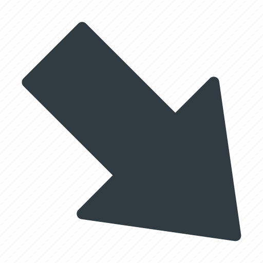 Direction, move, navigation, arrow, point icon