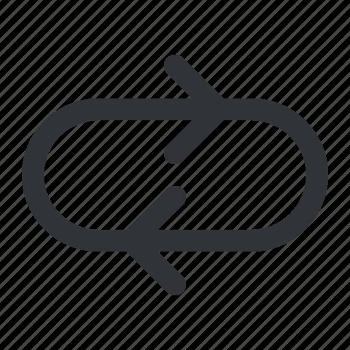 Arrows, loop icon - Download on Iconfinder on Iconfinder