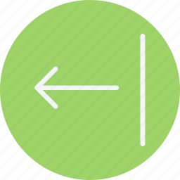 arrow, arrows, direction, navigation, sign, stretch icon