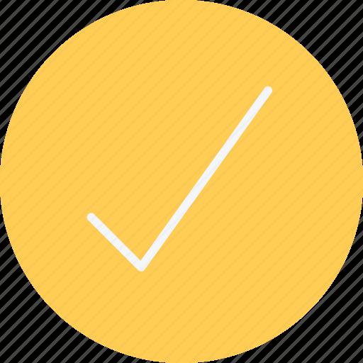 arrow, arrows, check, direction, mark, navigation, sign icon