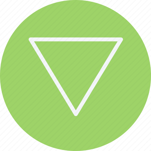 Arrow, down, arrows, direction, navigation, sign icon - Download on Iconfinder