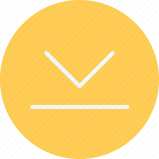 arrow, arrows, direction, download, navigation, sign icon