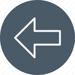 arrow, arrows, direction, lefter, navigation, sign icon