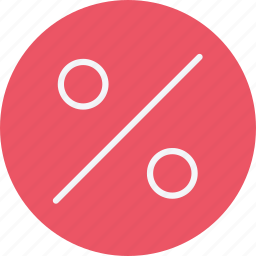 arrow, arrows, direction, navigation, percentage, persent, sign icon