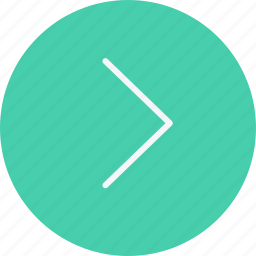 arrow, arrows, chevron, direction, navigation, right, sign icon