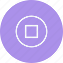 arrow, arrows, control, direction, navigation, sign, stop icon