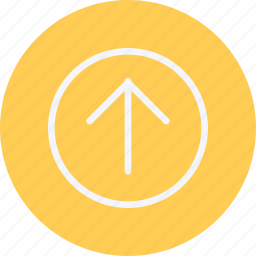 arrow, arrows, direction, navigation, sign, up icon