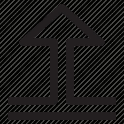 arrows, diagrams, icon, up icon