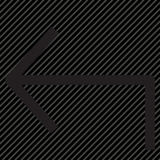 arrows, diagram, icon, left icon