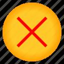 arrow, arrows, close, delete, x icon