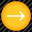 arrow, arrows, direction, move, next, right icon