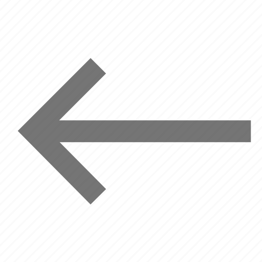 arrow, back, backspace, keyboard, left, line, material icon