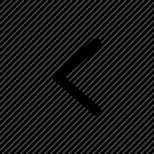 Arrows, direction, left, navigation icon - Download on Iconfinder
