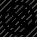 circle, expand, fullscreen, maximize