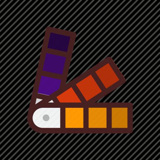 art, color, graphic, paint, pallete, pantone icon