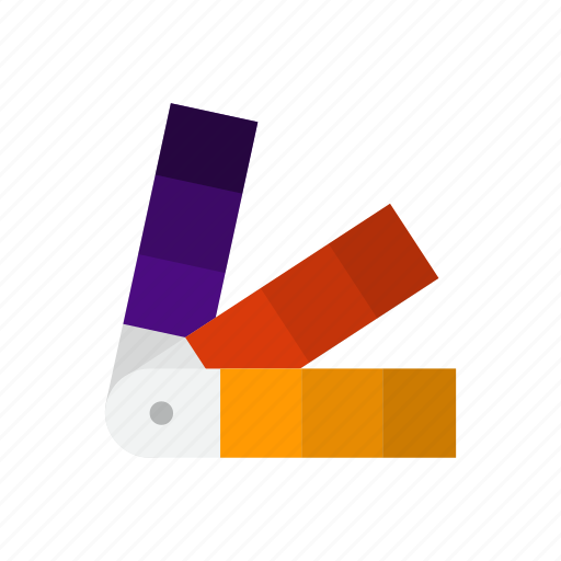 art, color, graphic, pallete, pantone icon
