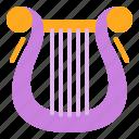 harp, music