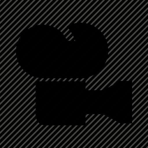 camera, media, video icon icon