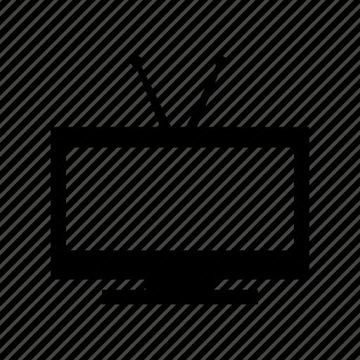 broadcast, lcd, plasma, tv icon icon