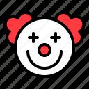 art, avatar, clown, jester, joker, smile