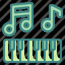 music, melody, keyboard, piano, producer, singer, song