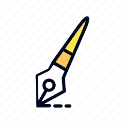 art, design, drawing, pen, pencil icon