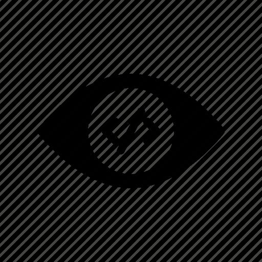coding, development, programming, script, view icon