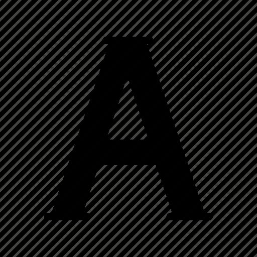 alphabet, design, font, letter, text icon