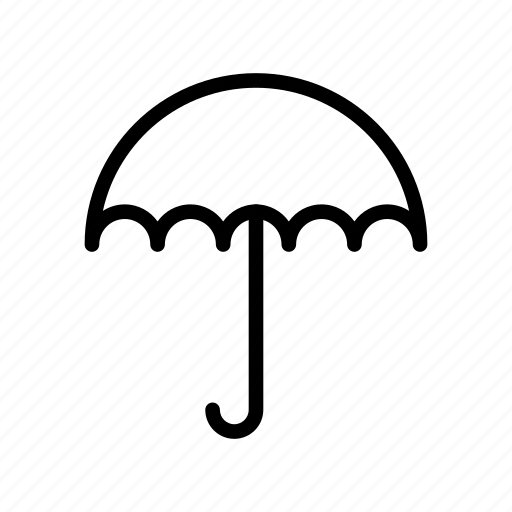 insurance, protection, safety, umbrella, weather icon