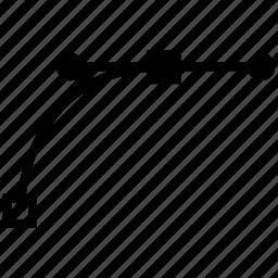 curve, illustration, illustrator, tool icon