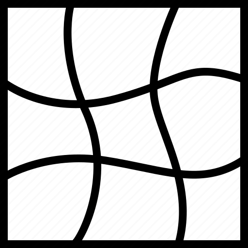 shape, squares, twirl, twist icon