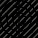 bullseye, dartboard, goal, target