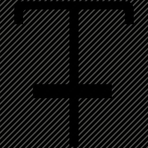 format, strike through, style, text icon