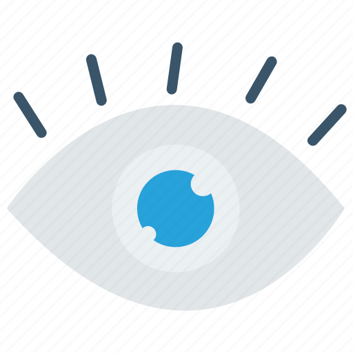 eye, look, see, show, view icon