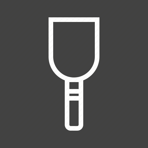 Cement, construction, plaster, tool, trowel, wall, worker icon - Download on Iconfinder