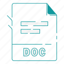 doc, extension, file, file type, format, type, word