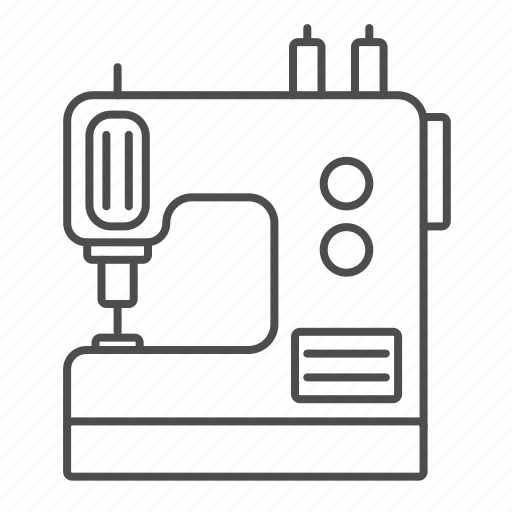 Machine, sewing, stitching icon - Download on Iconfinder